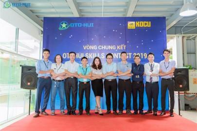 Kocu Việt Nam nhà tài trợ chính OTO-HUI Skills Contest 2019