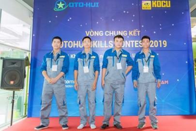 Kocu Việt Nam và OTO HUI Hân Hạnh Công Bố Danh Sách Giải Thưởng Skill Contest 2019