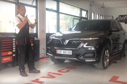 Yato Việt Nam đồng hành cùng chuyên gia Hải Kar khám phá xe hơi