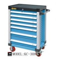 Tủ đựng đồ nghề 7 ngăn Model: KC-308