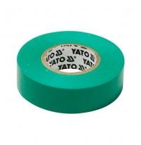 Băng dính điện màu xanh lá Yato YT-81652