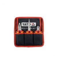 Bộ kìm cách điện 3 chi tiết YT-39600