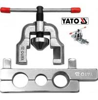 Bộ loe ống đồng 2 chi tiết Yato YT-2181/2182