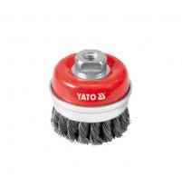 Chổi cước sợi thép Yato YT-4768