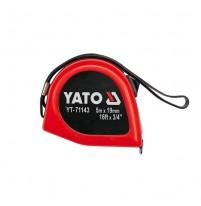 Thước dây cuộn đo met&in Yato YT-71140