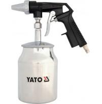 Súng phun cát cầm tay 1L Yato YT-2376