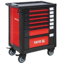 Tủ đựng đồ nghề sửa chữa cao cấp 7 ngăn Yato YT-09031