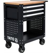 Tủ đựng đồ nghề cao cấp 3 ngăn Yato YT-55281