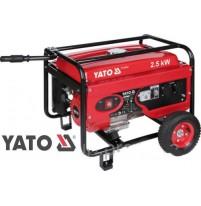 Máy phát điện chạy xăng khởi động đề 2.5kw Yato YT-85432E