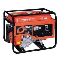 Máy phát điện chạy xăng khởi động đề 3.2kw Yato YT-85434E