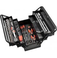 Bộ dụng cụ sửa chữa ô tô chuyên dụng 64 chi tiết Yato YT-38950