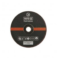 Bộ dĩa cắt 5 cái Yato YT-0994
