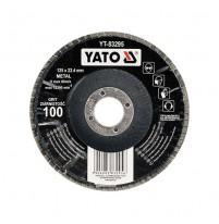 Đĩa mài nhám xếp Yato YT-83291