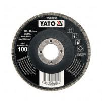 Đĩa mài nhám xếp Yato YT-83251