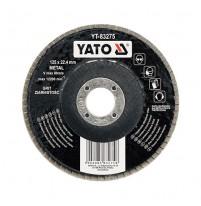 Đĩa mài nhám xếp Yato YT-83271