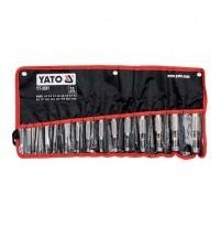 Bộ mũi đục gioăng lỗ 11 chi tiết Yato YT-3591