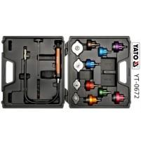 Bộ dụng cụ mở két mát 14 chi tiết Yato YT-0672