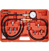 Bộ kiểm tra áp suất nguyên liệu 10 chi tiết Yato YT-0670
