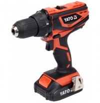 Máy khoan vặn vít dùng pin 18V Yato YT-82780