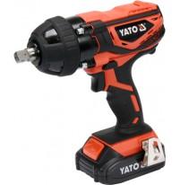 Súng bắn ốc 1/2inch dùng pin 18V Yato YT-82804