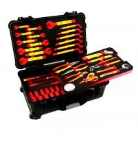 Bộ dụng cụ sửa chữa cách điện tổng hợp 1/2inch 49 chi tiết Yato YT-21295