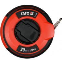Thước cuộn thép 20m Yato YT-71580