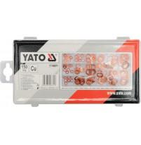 Hộp long đen tổng hợp 150 chi tiết Yato YT-06871