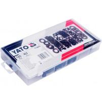 Bộ vòng đệm cao su tổng hợp 180 chi tiết Yato YT-06878