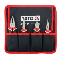 Bộ kìm 4 chi tiết Yato YT-39618