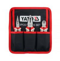 Bộ kìm 3 chi tiết Yato YT-39606
