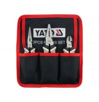 Bộ kìm 3 chi tiết Yato YT-39608