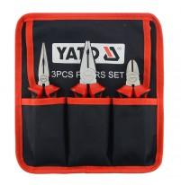 Bộ kìm 3 chi tiết Yato YT-39610