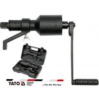 Dụng cụ mở ốc lốp xe tải bằng tay loại ngắn Yato YT-0782