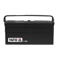 Hộp đựng đồ nghề bằng sắt 5 ngăn Yato YT-0881