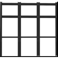 Giá đỡ dùng với bộ tủ to A, B, C Yato YT-08941