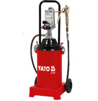 Bơm mỡ dùng khí nén 12L Yato YT-07067