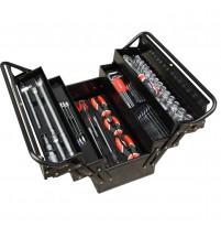 Bộ dụng cụ sửa chữa ô tô chuyên dụng 63 chi tiết Yato YT-3895