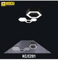 Hệ thống đèn LED rửa xe KC/C201
