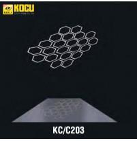Hệ thống đèn LED rửa xe KC/C203