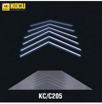 Hệ thống đèn LED rửa xe KC/C205