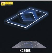 Hệ thống đèn LED rửa xe KC2068