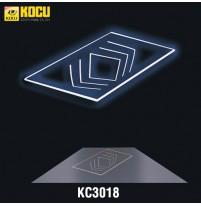Hệ thống đèn LED rửa xe KC3018