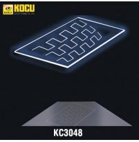 Hệ thống đèn LED rửa xe KC3048