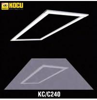 Hệ thống đèn LED rửa xe KC/C240