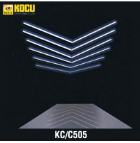Hệ thống đèn LED rửa xe KC/C505