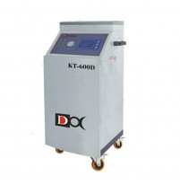 Thiết bị thay dầu hộp số tự động và thông rửa bằng áp suất cao trước khi nạp dầu mới MODEL KL-600D