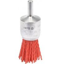 Chổi cước sợi nylon 25mm Yato YT-47780