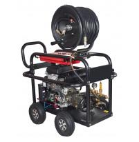Máy phun rửa vệ sinh đường ống cao áp chạy xăng BX 22HP Model BX