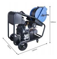 Máy phun rửa vệ sinh đường ống cao áp chạy xăng BX-2 35HP Model BX-2