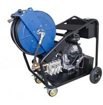 Máy phun rửa vệ sinh đường ống cao áp chạy xăng BXT 35HP Model BXT